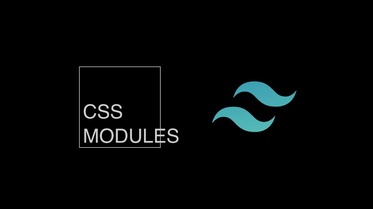 Tailwind CSS با CSS Modules