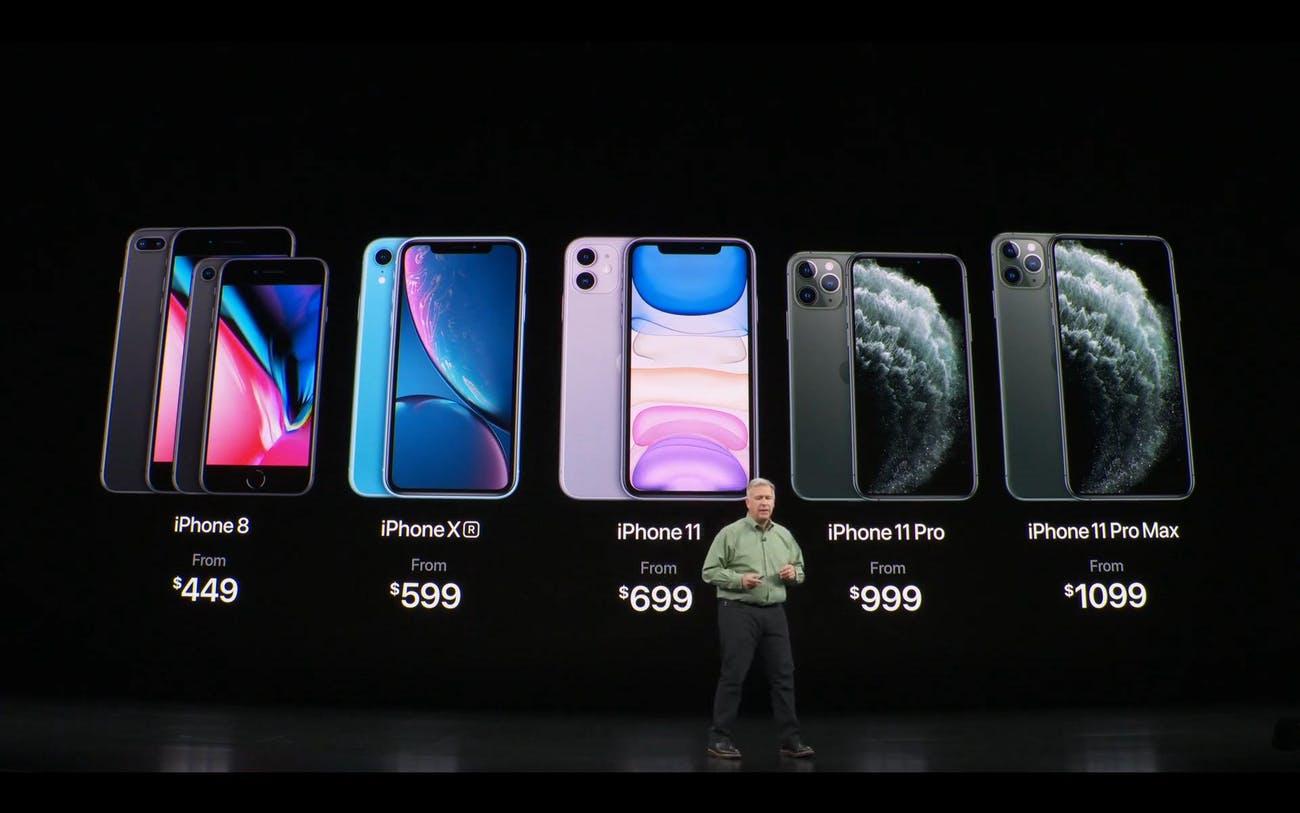 اپل برای اولین بار در کنفرانسش برای سامسونگ خط و نشان کشید