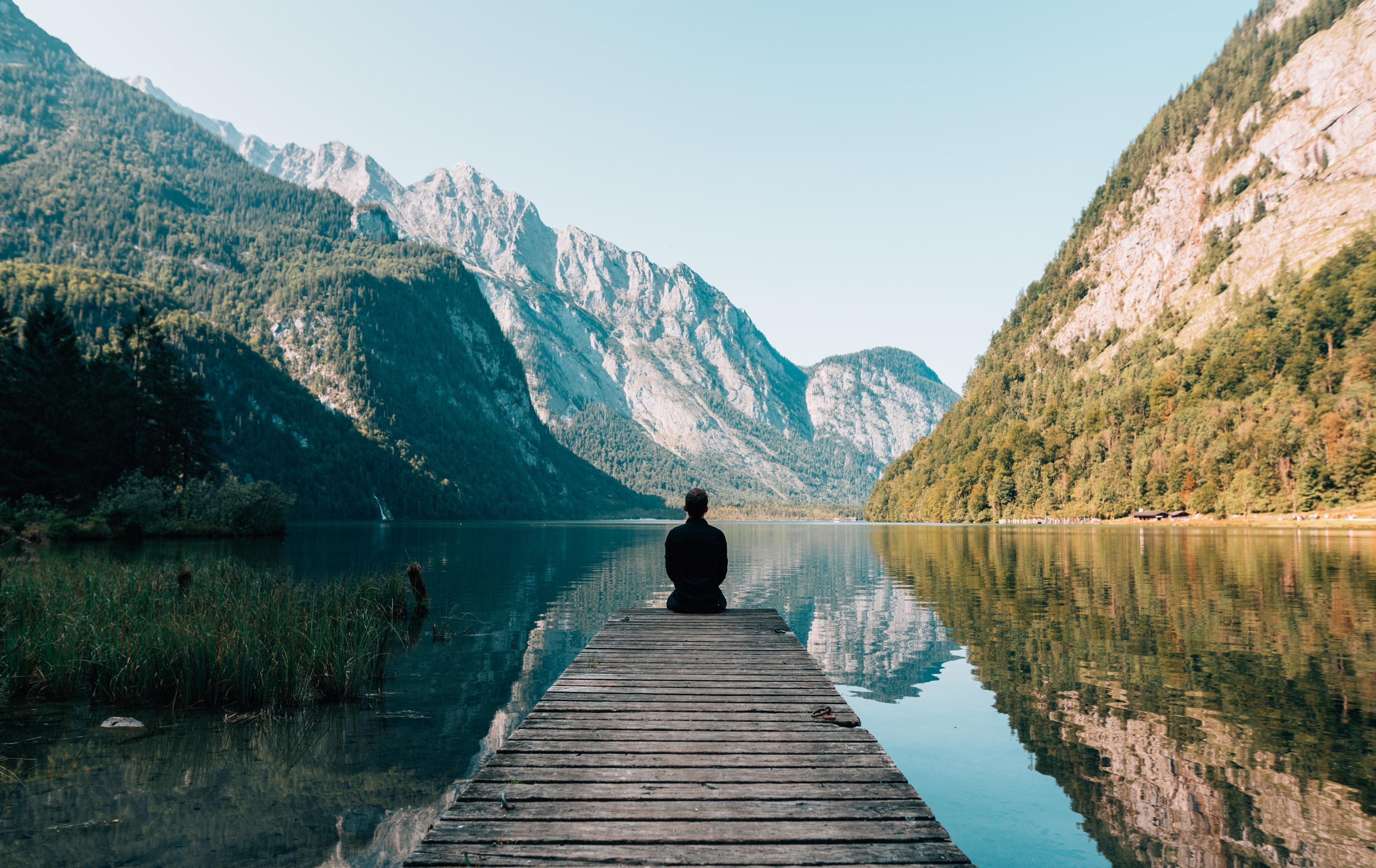 مدیتیشن راهنمایی برای غنی زندگی کردن