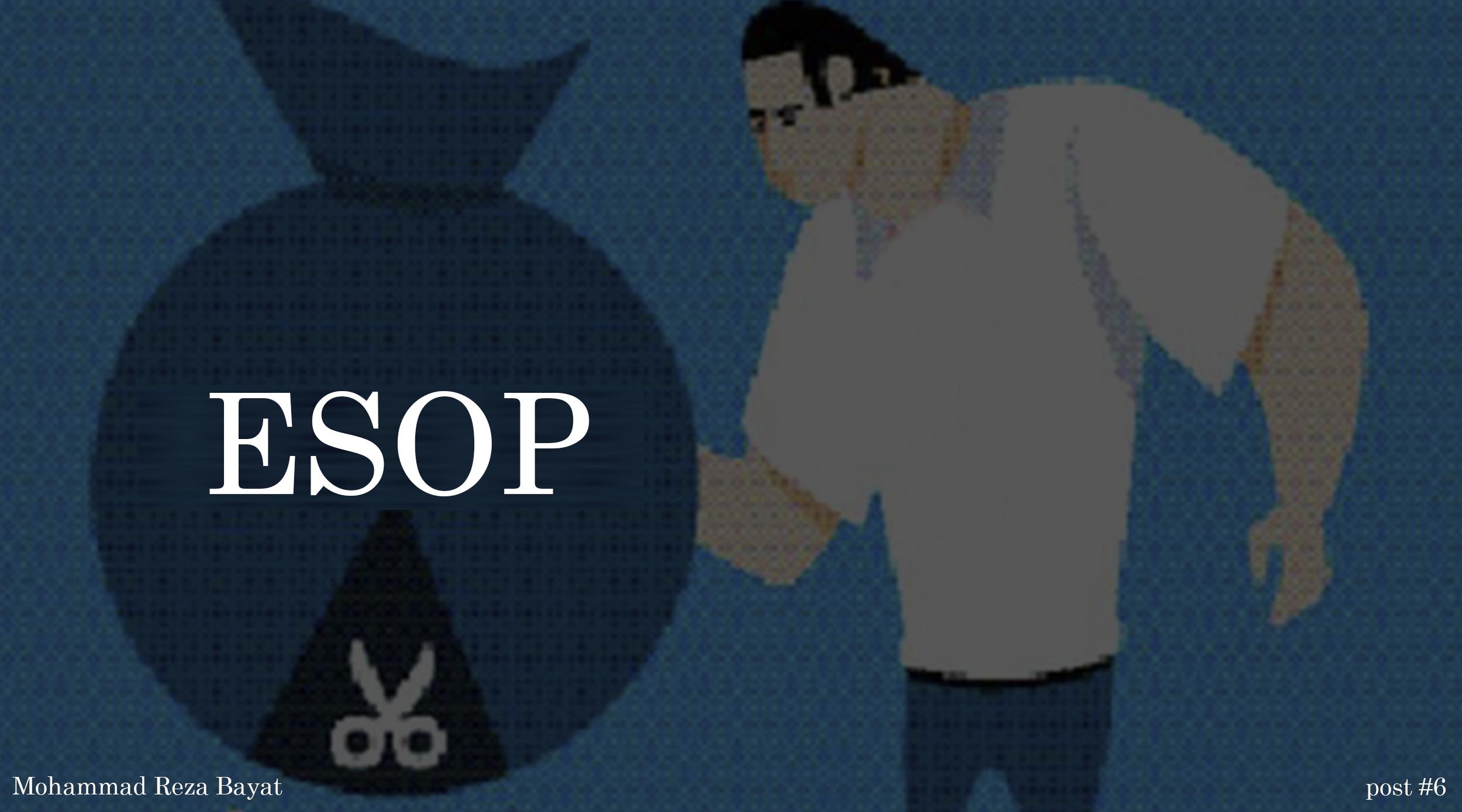 موضوع ESOP چیست و چرا برای سرمایه گذار نیز مهم است؟