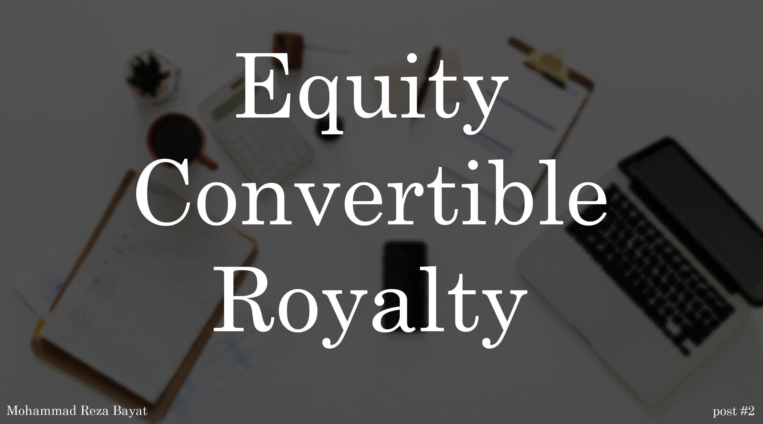 سه مدل قرارداد برای سرمایه گذاری خطرپذیر