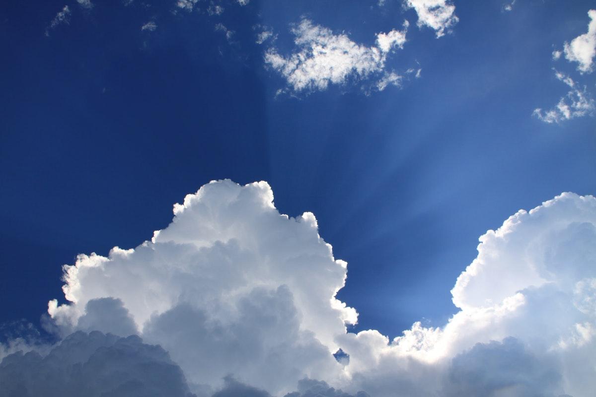 گاهی به آسمان نگاه کنید!