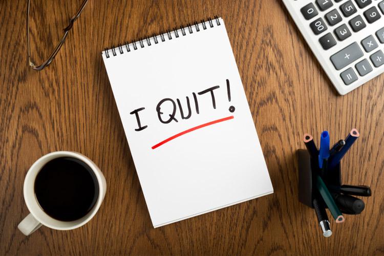 فرایند استعفا؛ یکی از سخت ترین موقعیت های کاری