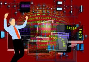 اثر تکنولوژی حقوقی بر ایجاد حرفه های حقوقی جدید