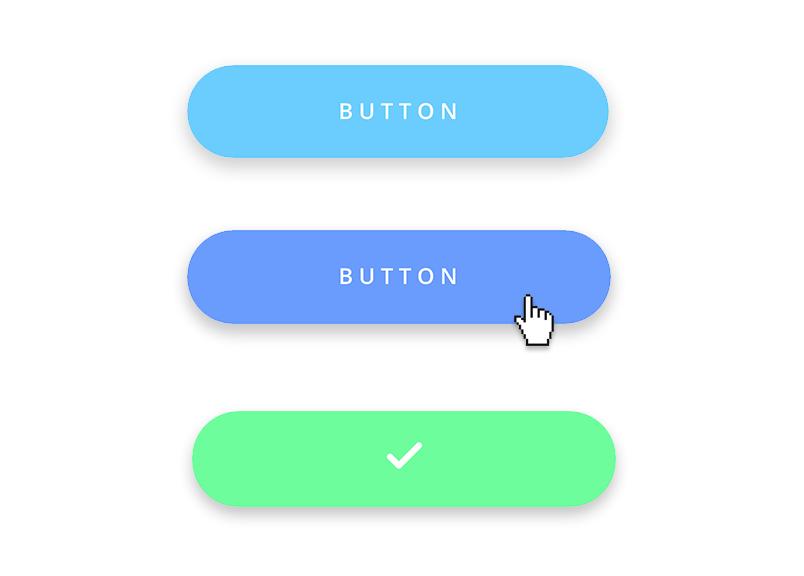 8 نکته برای طراحی دکمه کامل