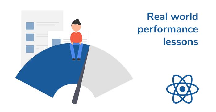 مباحث performance در برنامه های React