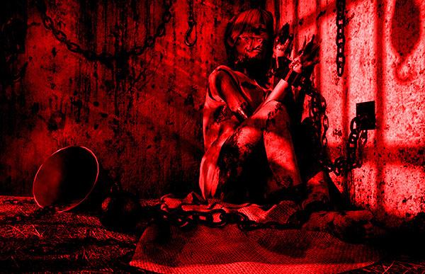 نسیان «قاچاق کودکان»