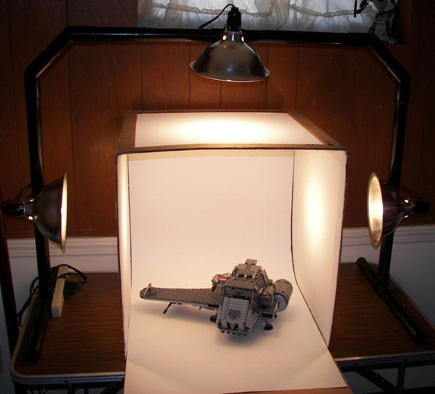 اندر حکایت یک چادر عکاسی یا همان لایت باکس!