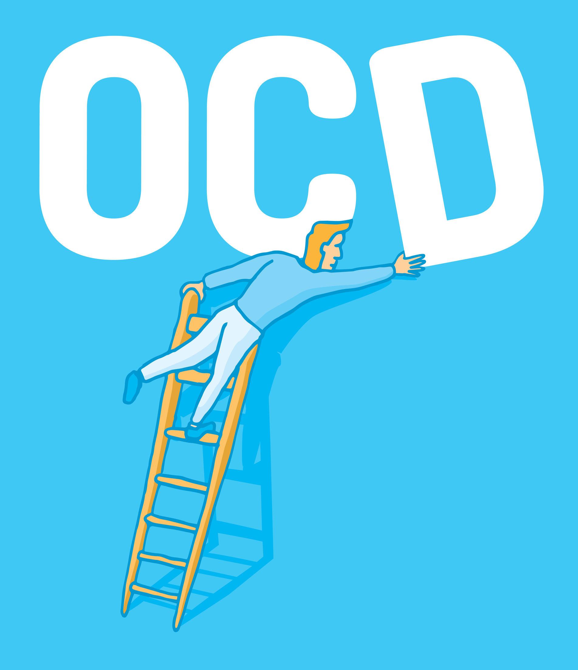 شاید شما هم یکی از ما OCDها باشید!