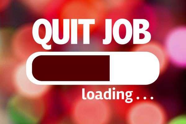 بهترین زمان برای ترک شغل