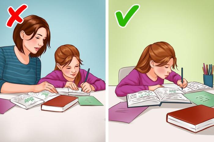 بچهء درست و حسابی: ۱۰ کار اشتباه که پدر مادر ها انجام میدن.