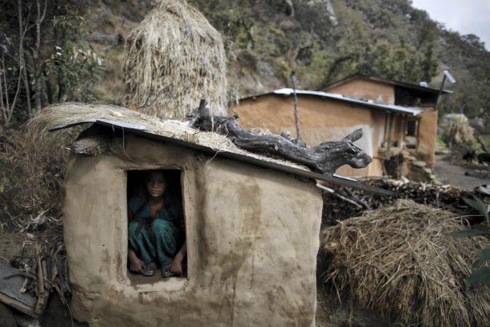 چهاپادی - رسمی مشابه در کشور نپال