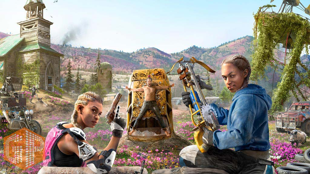 نگاهی به FarCry New Dawn