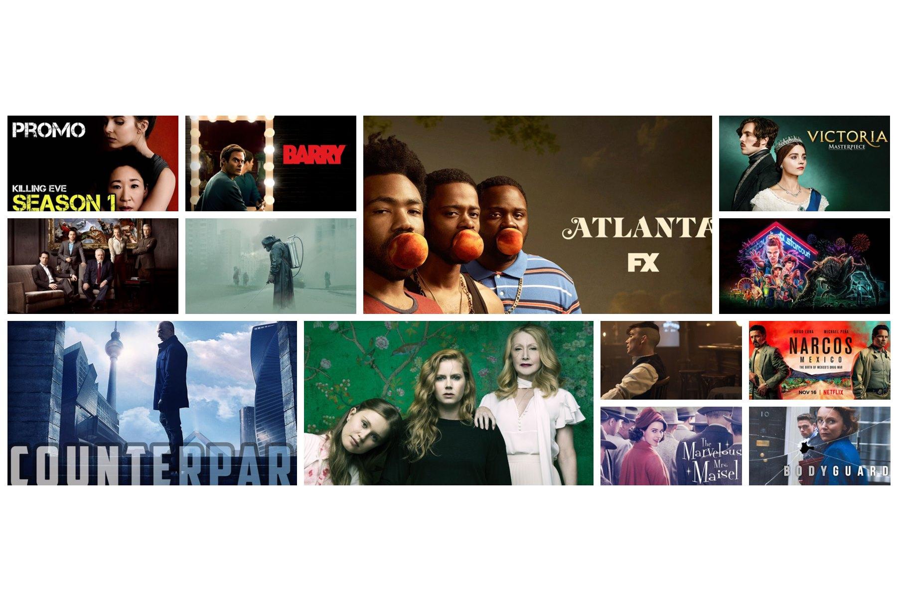 بهترین سریال های خارجی 2019 که حتما باید ببینید