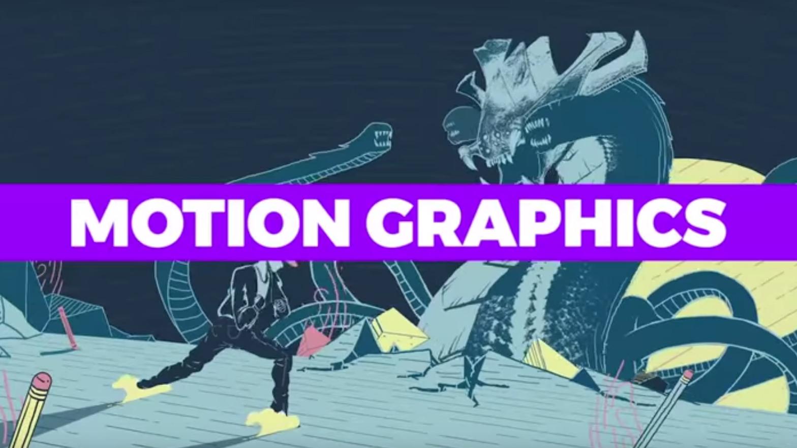 موشن گرافیک چیست و چگونه موشن گرافی بسازیم؟