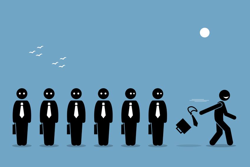 تغییر شغل