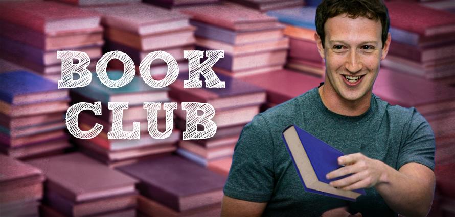 23 کتاب پیشنهادی مارک زاکربرگ برای رسیدن به موفقیت