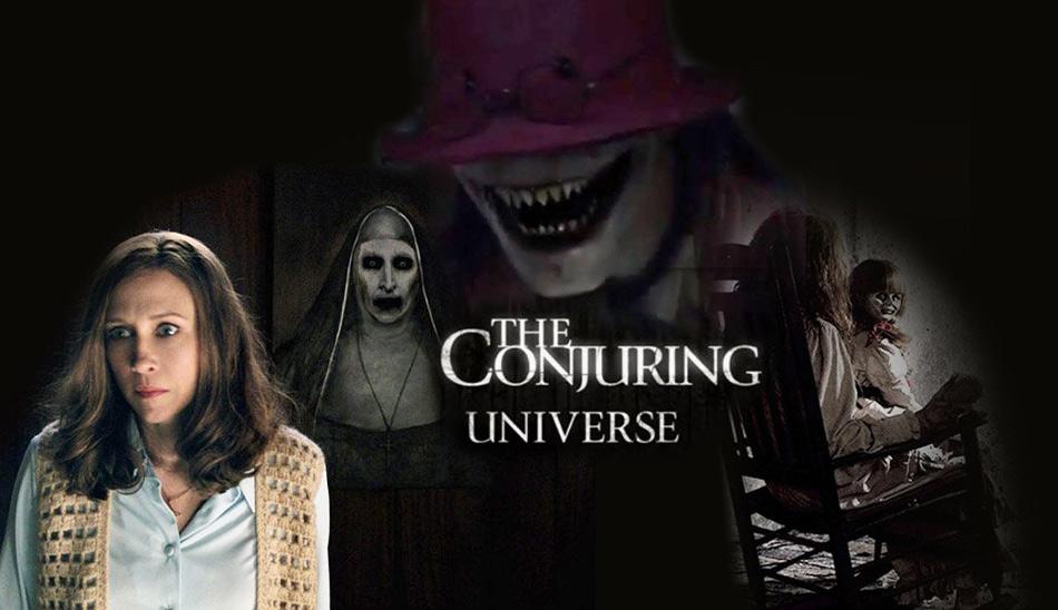دنیای ترسناک فیلم های Conjuring | احضار وحشت