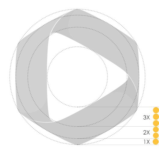 نسبتهای پنهان در لوگوی فیلیمو
