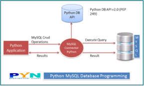 اتصال به بانک داده mysql با پایتون
