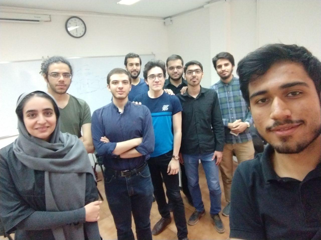 صورتجلسهی جلسهی هفتم شورای صنفی دانشکدهی علوم ریاضی