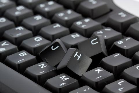 یکی کردن صفحه کلید فارسی و انگلیسی :  روشی جالب برای ده انگشتی نوشتن در برنامه نویسی
