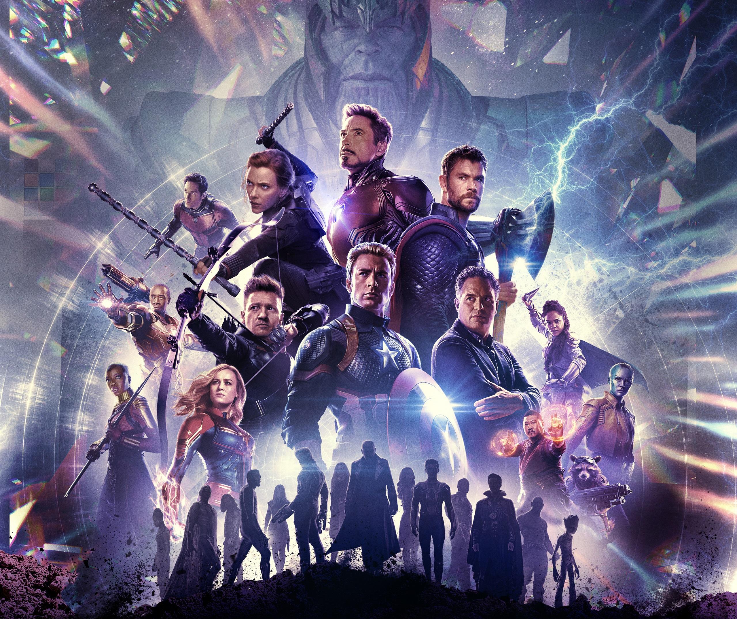 فیلم Avengers: Endgame پرفروشترین فیلم تاریخ سینما
