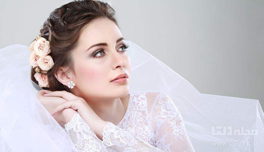 مهم ترین نکات آرایش صورت عروس