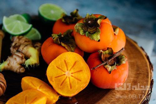 خرمالو ؛ شاه میوه پاییزی
