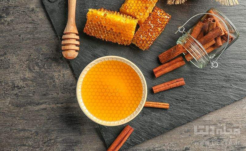 ماسک عسل و دارچین ؛ درخشان کننده پوست