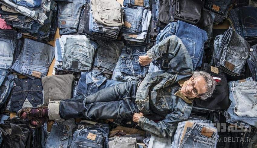 انواع شلوار جین مردانه