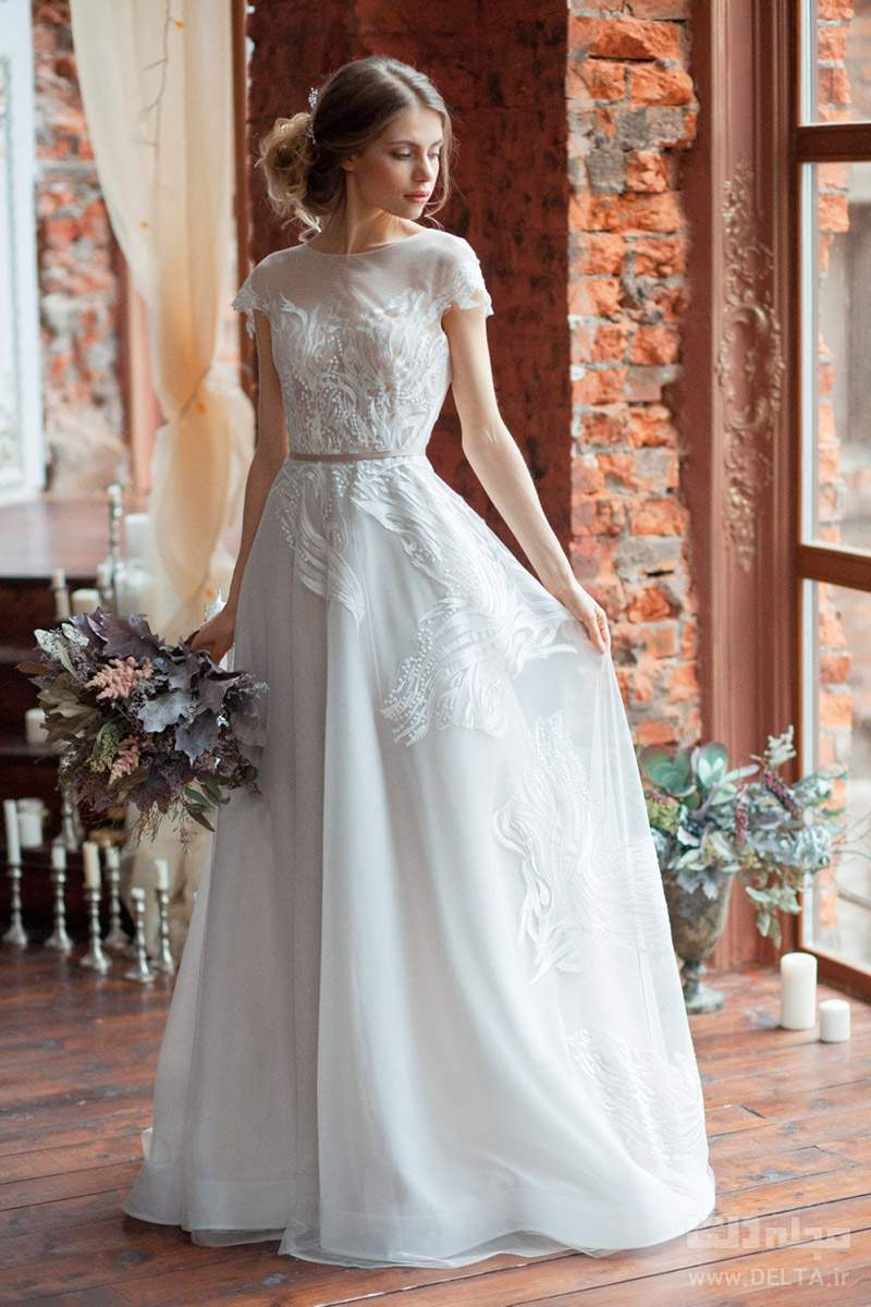 ۵ مدل لباس عروس شیک