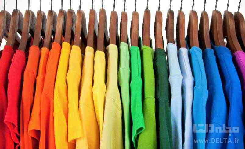فاکتور های انتخاب رنگ لباس