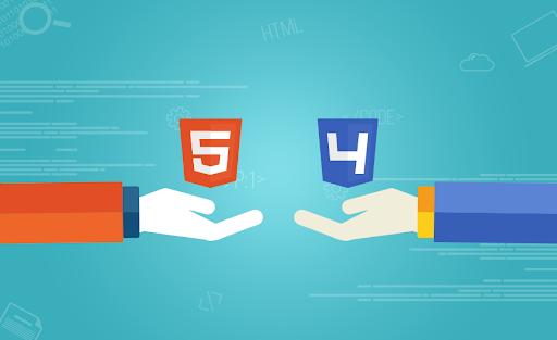 فینال برنامه نویسی؛ html5 یا html4 ؟ [ + یک پیشنهاد ویژه! ]