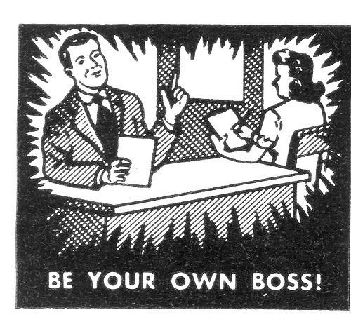 رئیسِ خودت باش!