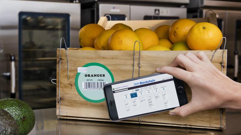 فناوری بلاک چین (زنجیره بلوک) در صنعت تغذیه