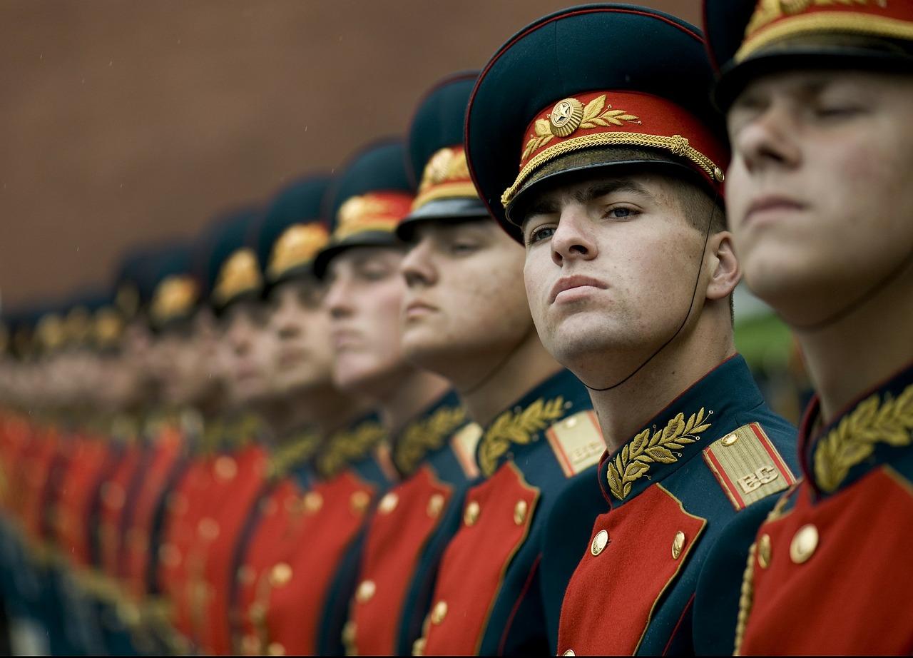 ارتش روسیه از یک آزمایشگاه زنجیرهبلوکی استفاده میکند