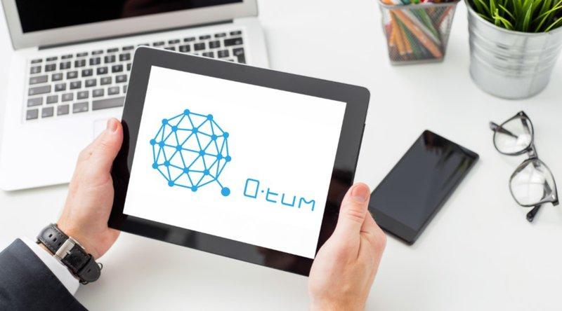 کیوتم برای اولین بار یک گره شبکه بلاکچین را به فضا پرتاب کرد