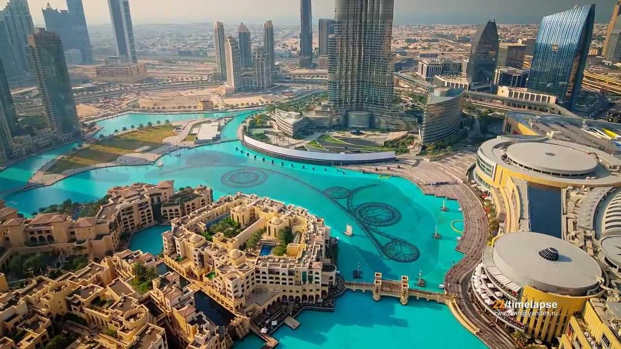 دورخیز بلند دوبی برای شهری که از زنجیره بلوک ساخته شده است