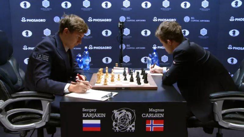 سن قهرمانی در شطرنج