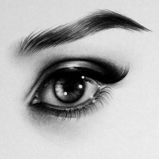 چاله های چشم هات