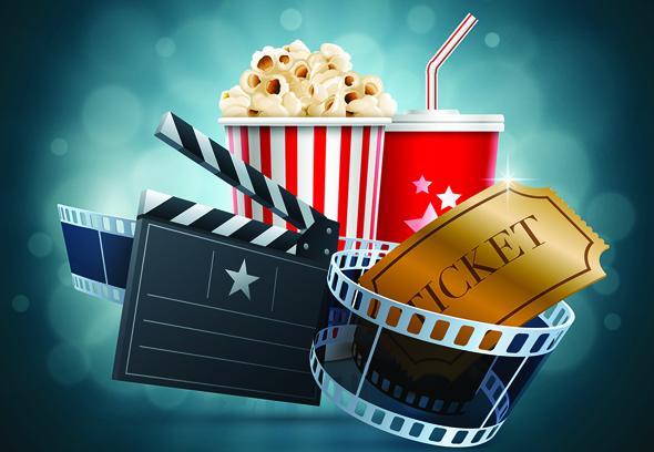 سینما و پاپ کورن و دیگر هیچ