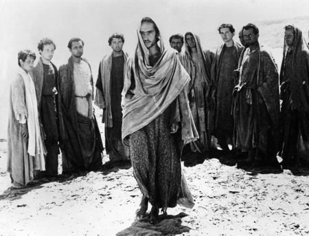 فیلم «انجیل به روایت متی» ساخته پازولینی