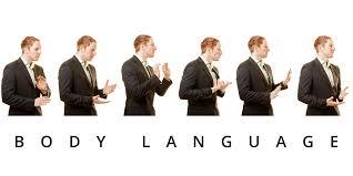 چند راهنمایی برای آموزش زبان بدن