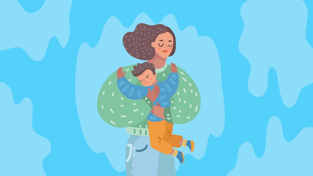 توضیح مرگ عزیزان برای کودک