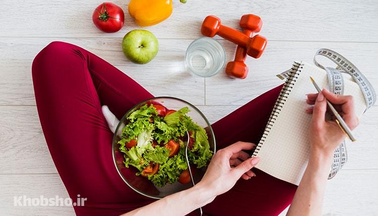 چهل روز تا لاغری ؛ تجربه کاهش وزن من را بخوانید