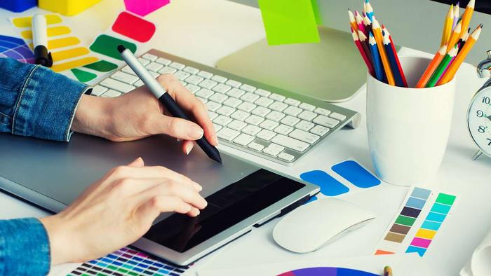 طراحی گرافیک و اهمیت آن در بیزنس شما