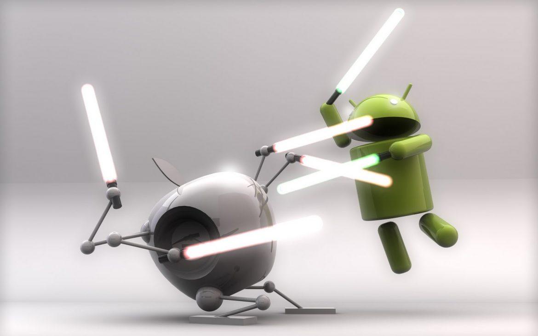 مقایسه امنیت اندروید و آی او اس (Android vs iOS)