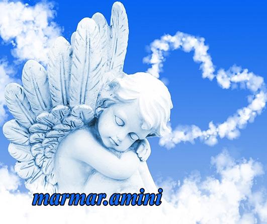 فرشته های من (مَرمَر عانوم) و فرشته های اونا