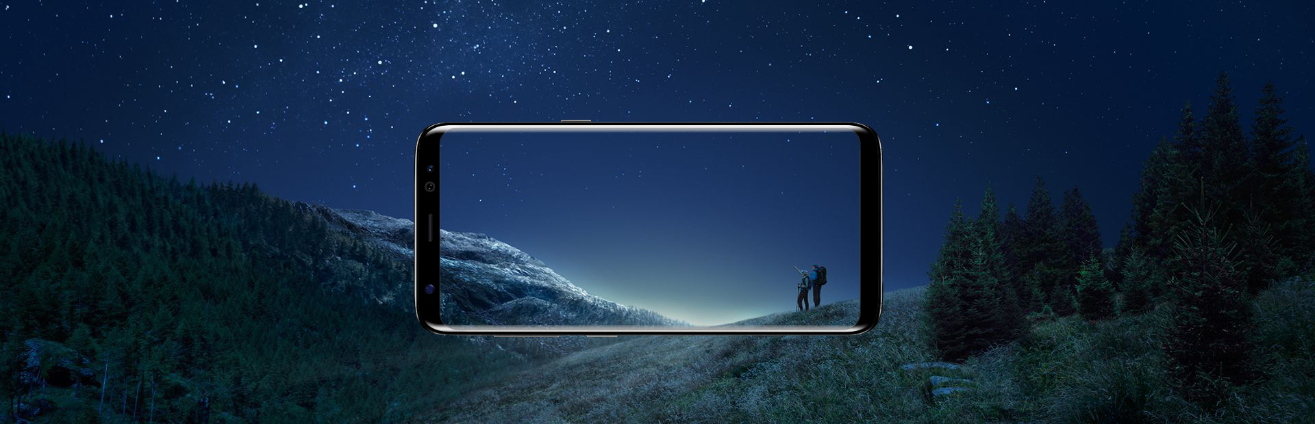 تجربه کار با Galaxy S8